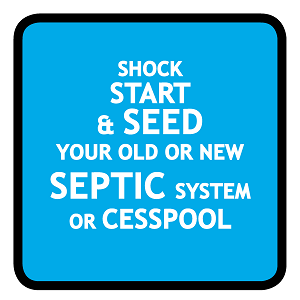 Shock start and seed septics